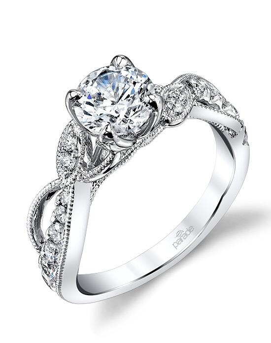 Parade Design Style R3521 from the Lyria® Collection Engagement Ring photo