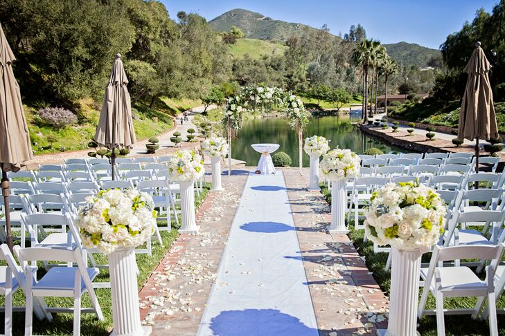 After Seeing Photos Her Sister S Florist Had Taken Of Los Willows Estate In Fallbrook Cal