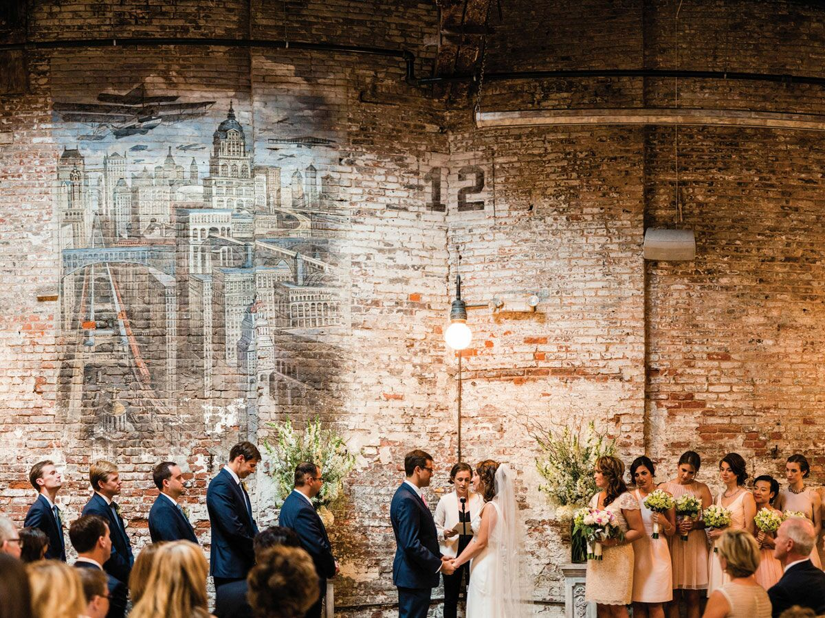 9 unique new york wedding venues for Wedding venues near york