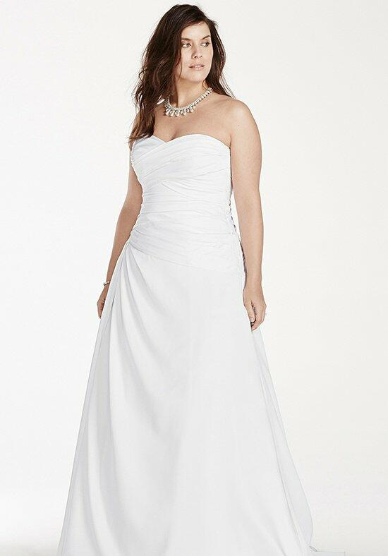 David's Bridal David's Bridal Woman Style 9WG3743 Wedding Dress photo