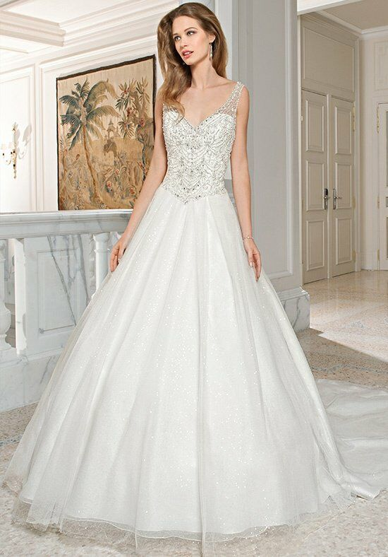 Demetrios C210 Wedding Dress photo