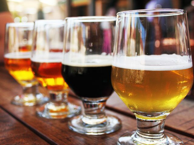 5 Great Beers from Light to Dark