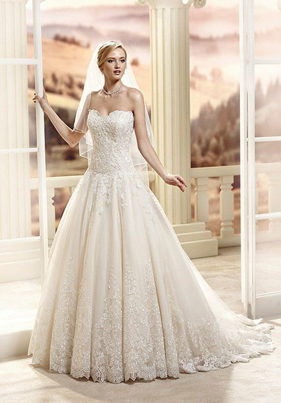 Eddy K EK1039 Wedding Dress photo