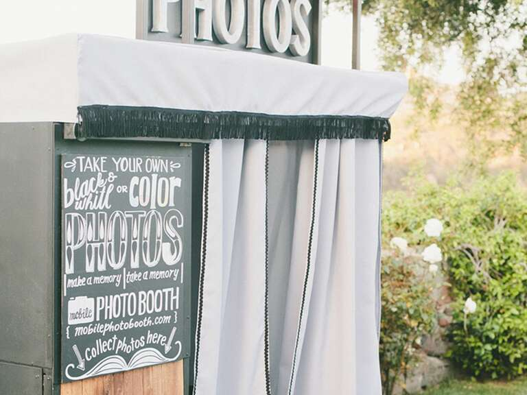 Wedding Reception Photo Booth Ideas: Photo Booths Ideas & Advice