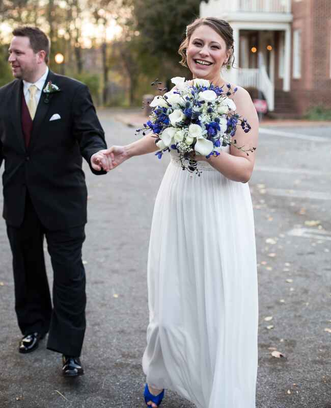 Photo: Look Wedding Photography / The Knot blog