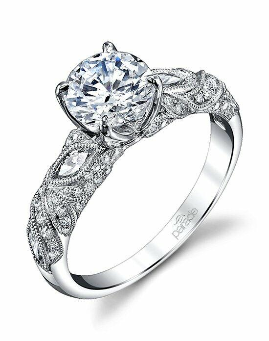 Parade Design Style R3493 from the Hera Collection Engagement Ring photo