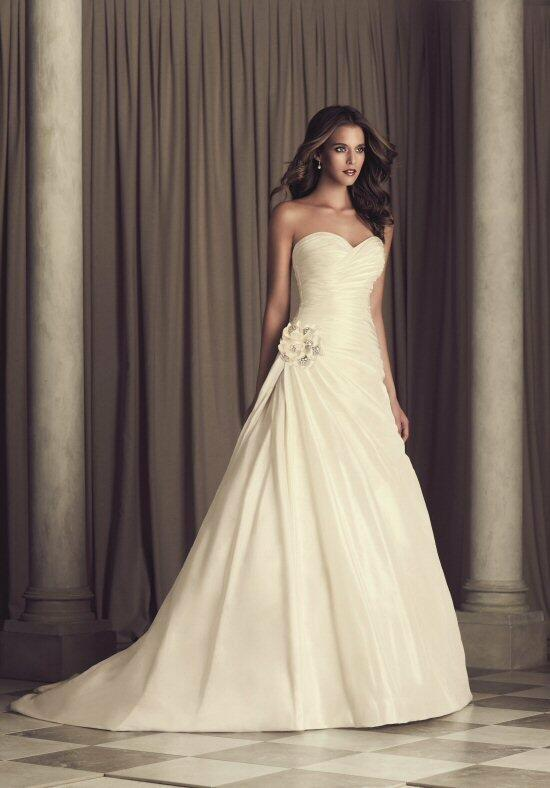 Paloma Blanca 4461 Wedding Dress photo
