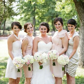 An Elegant Country Wedding in Tulsa