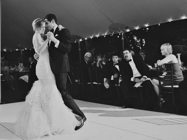 25 Romantic First Dance Wedding Songs