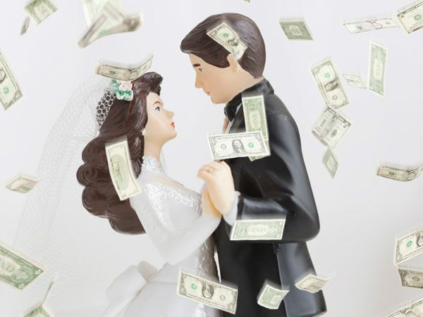 How Much Money Gift Wedding: How To Ask For Cash Gifts
