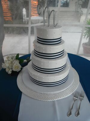 wedding cakes pensacola beach fl wedding cakes desserts in jacksonville fl the knot 25238