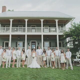 A Vintage Country Wedding in Nashville