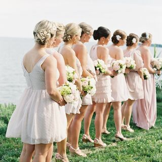A Casual Waterfront Wedding in Annapolis