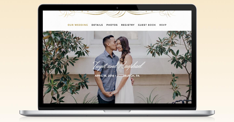 best wedding websites - 1440×752