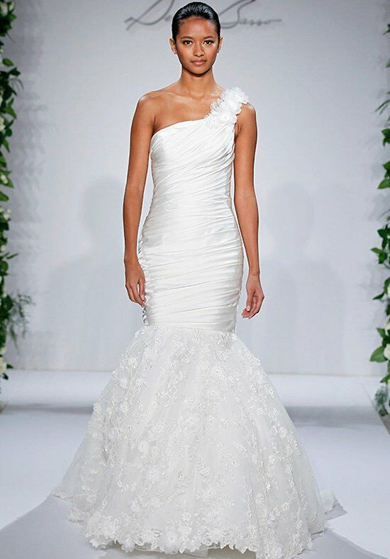 Dennis Basso for Kleinfeld 14038 Wedding Dress photo