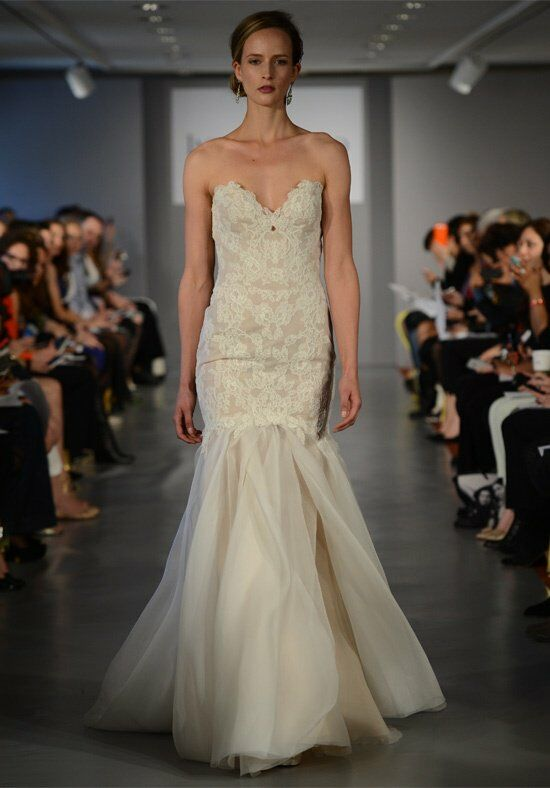 Ines Di Santo Quentin Wedding Dress photo