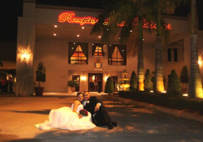 Reception Palace Ballrooms Miami Fl
