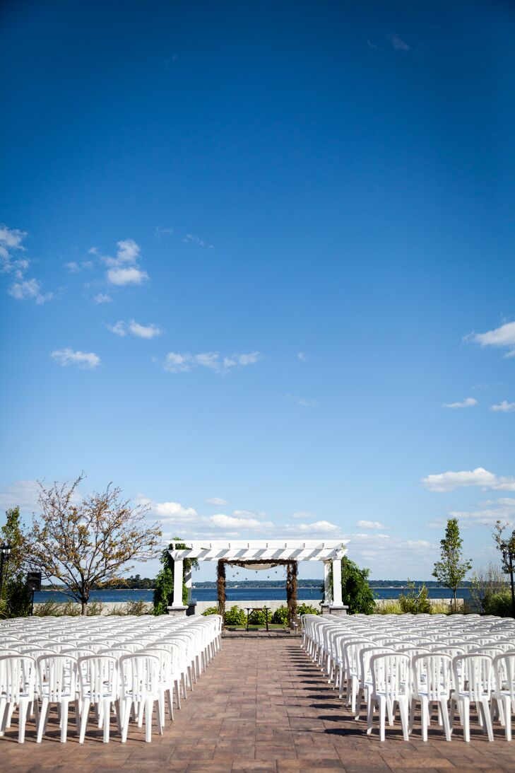A Traditional Jewish Wedding At Greentree Country Club In