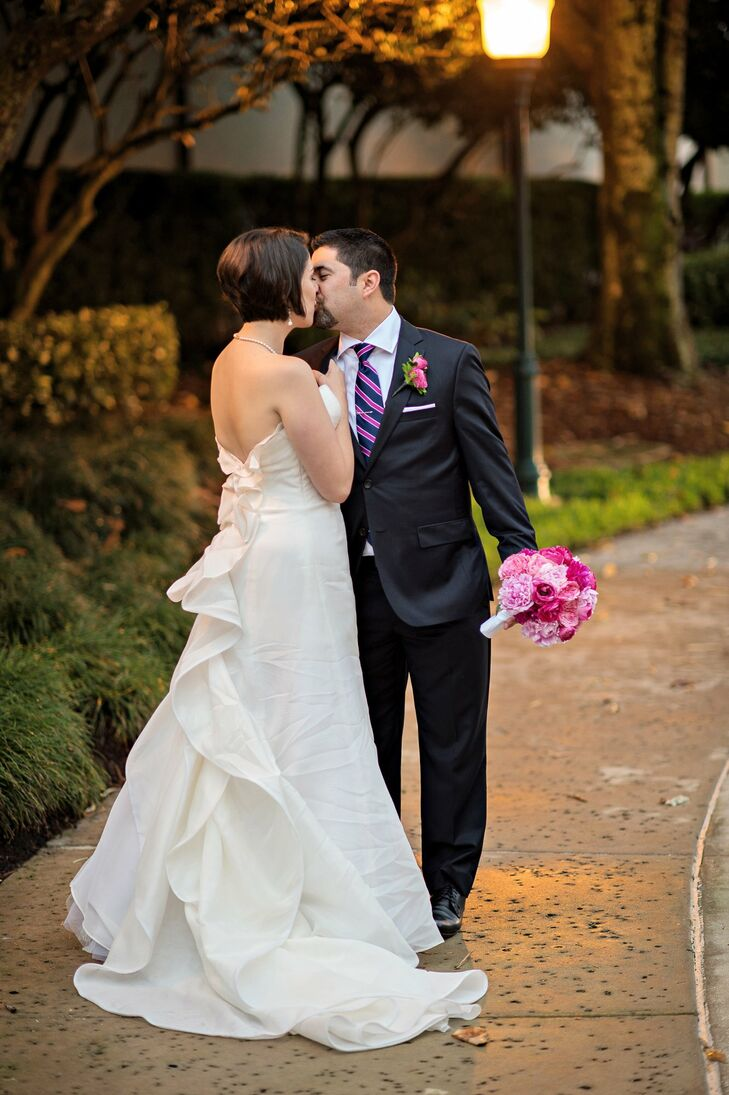 A Preppy Wedding at Interlachen Country Club in Winterpark, Florida