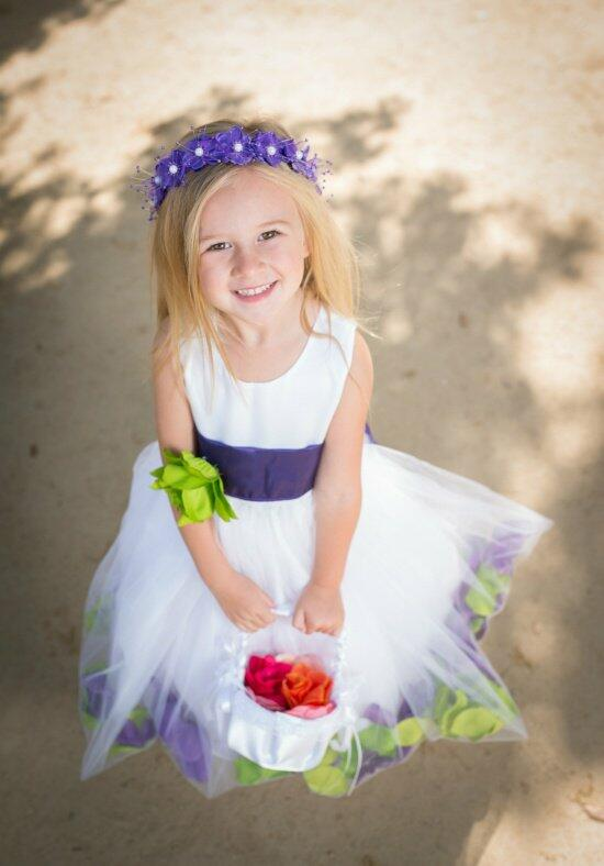 Wallao 3214 Flower Girl Dress photo