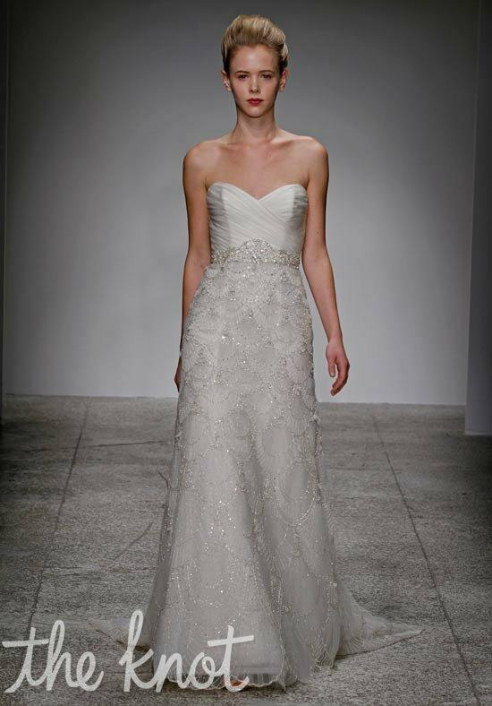 Kenneth Pool Estelle Wedding Dress photo