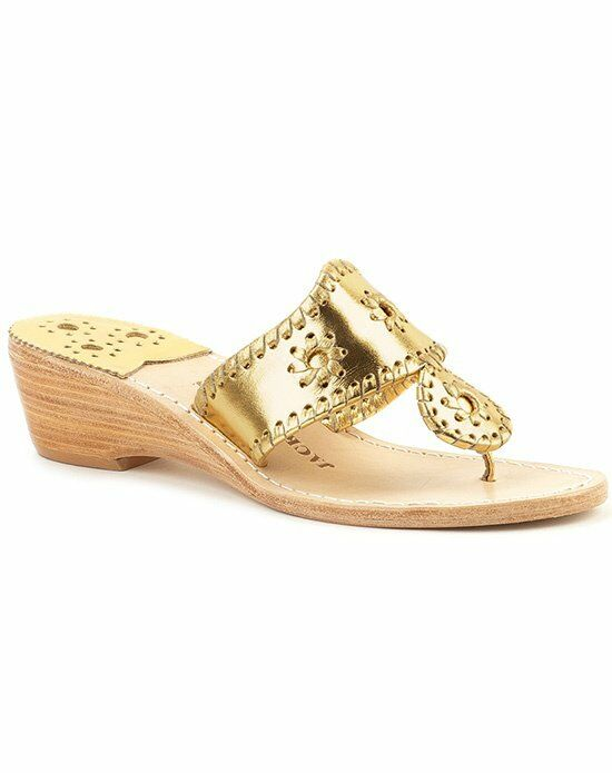 Jack Rogers Hamptons Mid Wedge Wedding Accessory photo