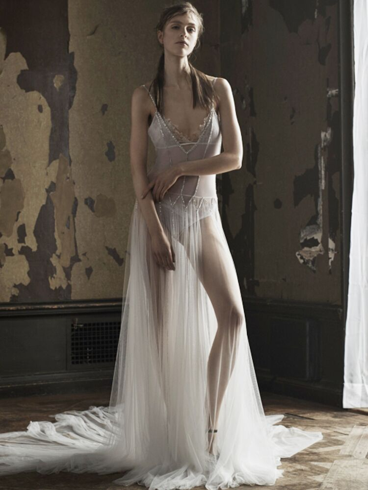 Vera Wang Shows Unconventional Video Announcing New Wedding Dresses