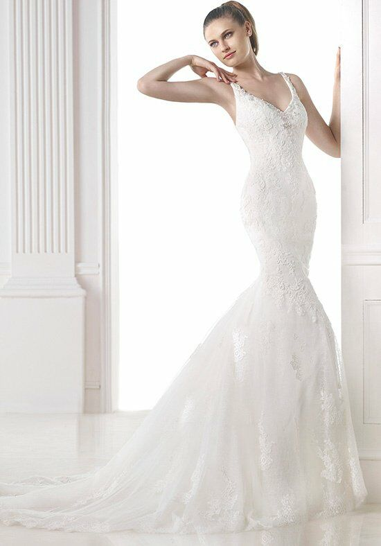 PRONOVIAS Marilia Wedding Dress photo