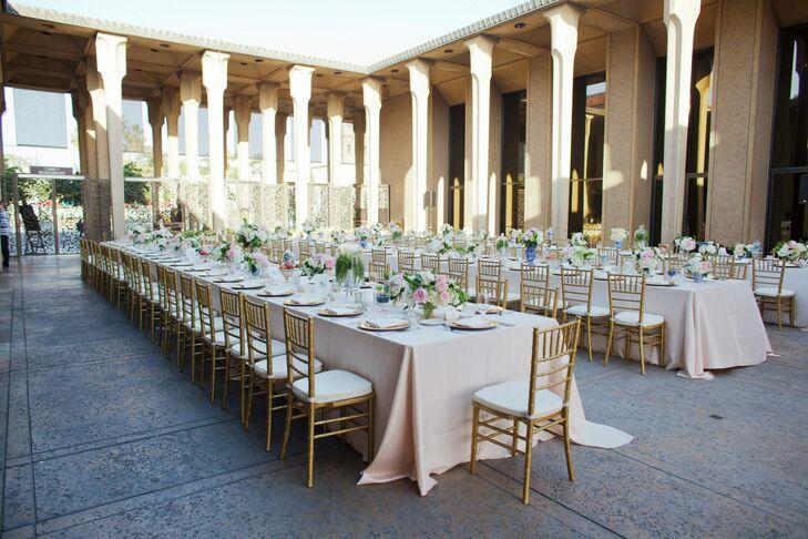 San Diego Museum Of Art Wedding Reception