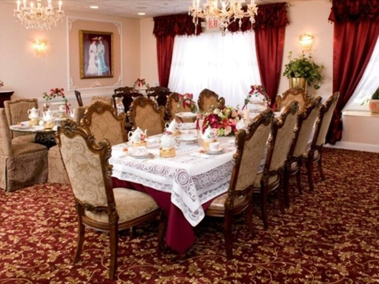 Bridal Shower Venues in New Jersey