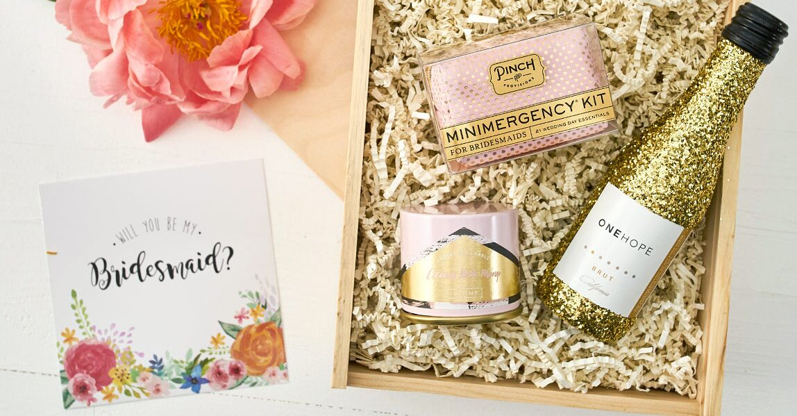 Bridesmaid Proposal Ideas Quot Will You Be My Bridesmaid