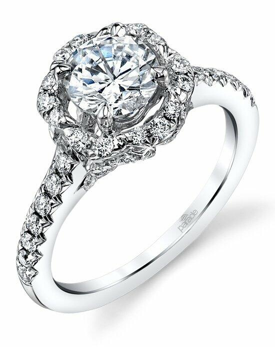 Parade Design Style R3543 from the Hemera Collection Engagement Ring photo