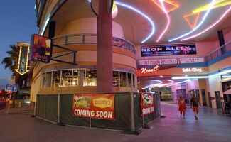 Denny's with wedding chapel opens in Vegas