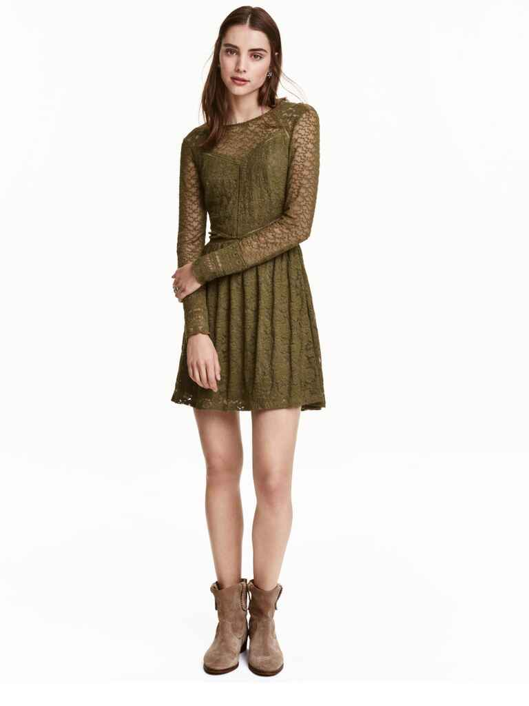 What to wear to a fall wedding 60 dresses for guests for Fall wedding guest dress