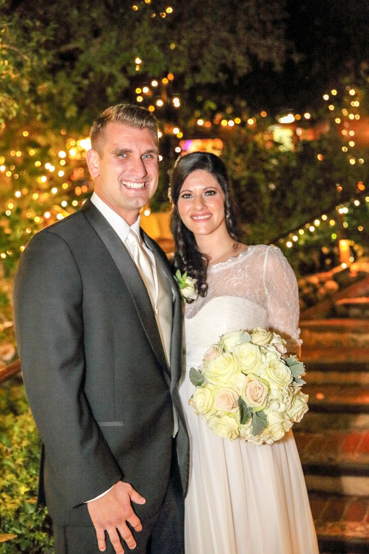 A Traditional Wedding At Inn Of The Seventh Ray In Topanga California