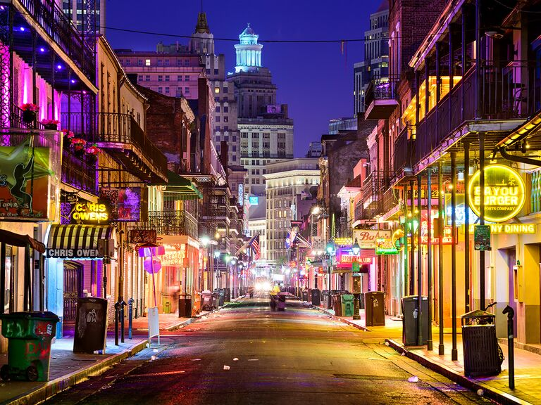 New Orleans Bachelor Party Hotels