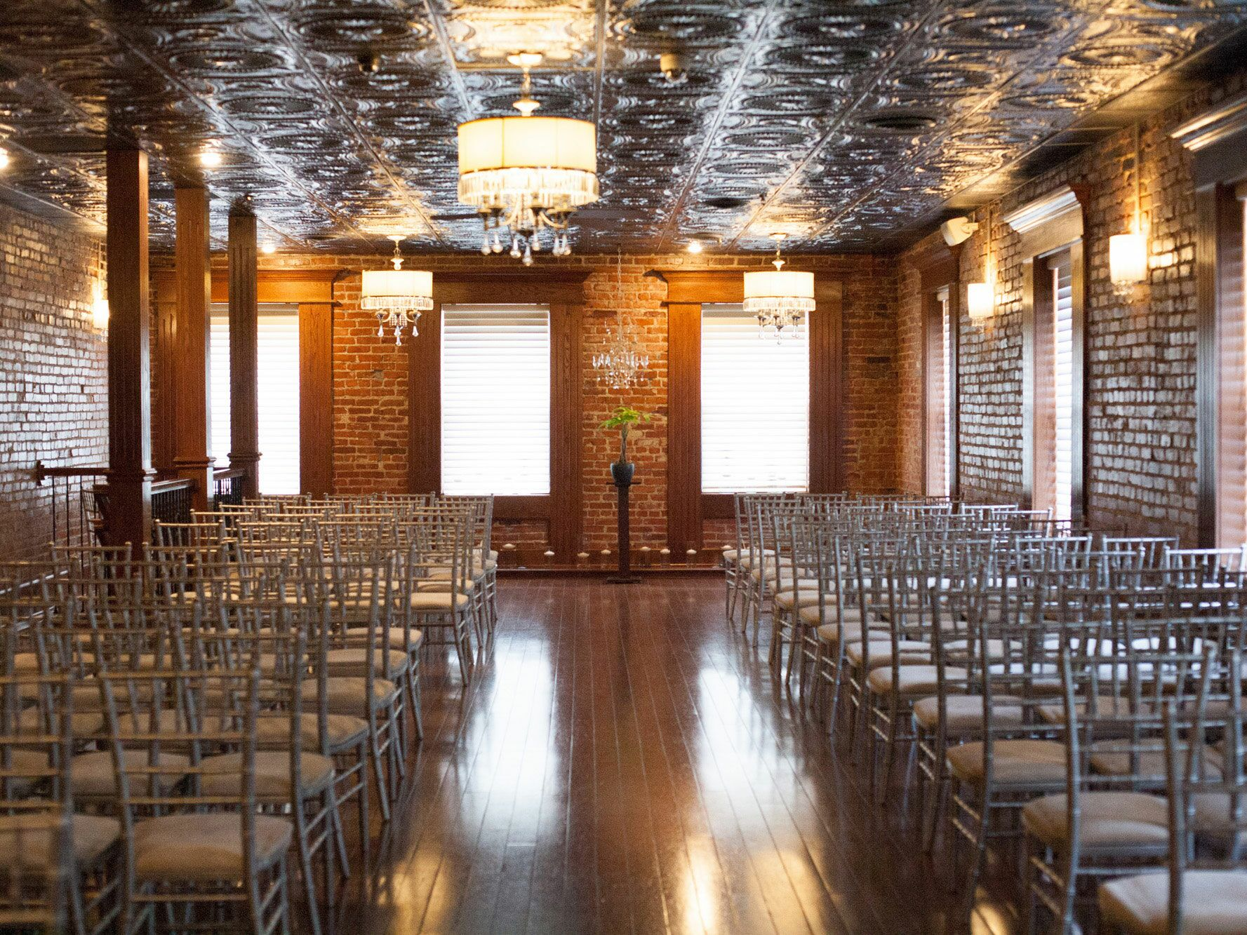 5 Totally Industrial Missouri Wedding Venues