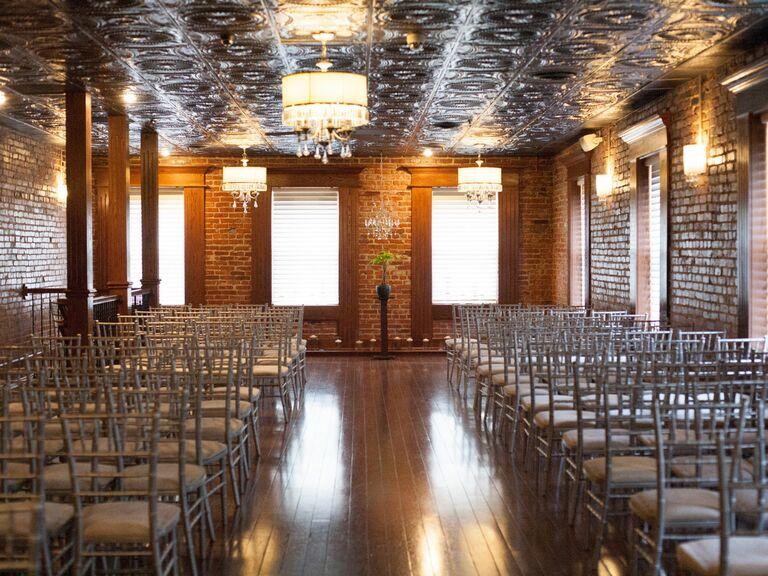 5 Totally Industrial Missouri Wedding Venues