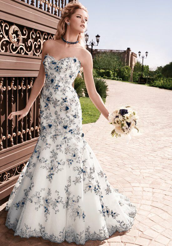 Casablanca Bridal 2140 Wedding Dress photo