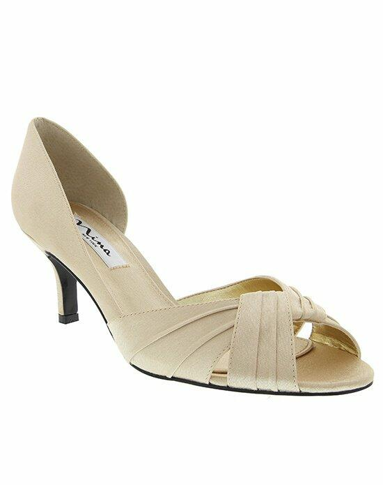 Nina Bridal CULVER_GOLD Wedding Shoes photo