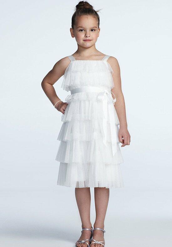 David's Bridal Juniors OP211 Flower Girl Dress photo