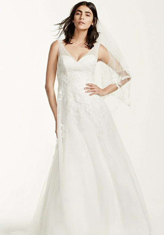 David's Bridal David's Bridal Collection Style WG3712 Wedding Dress photo