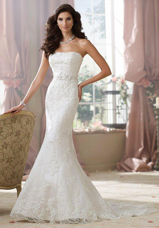 David Tutera for Mon Cheri 214214 Kerri Wedding Dress photo