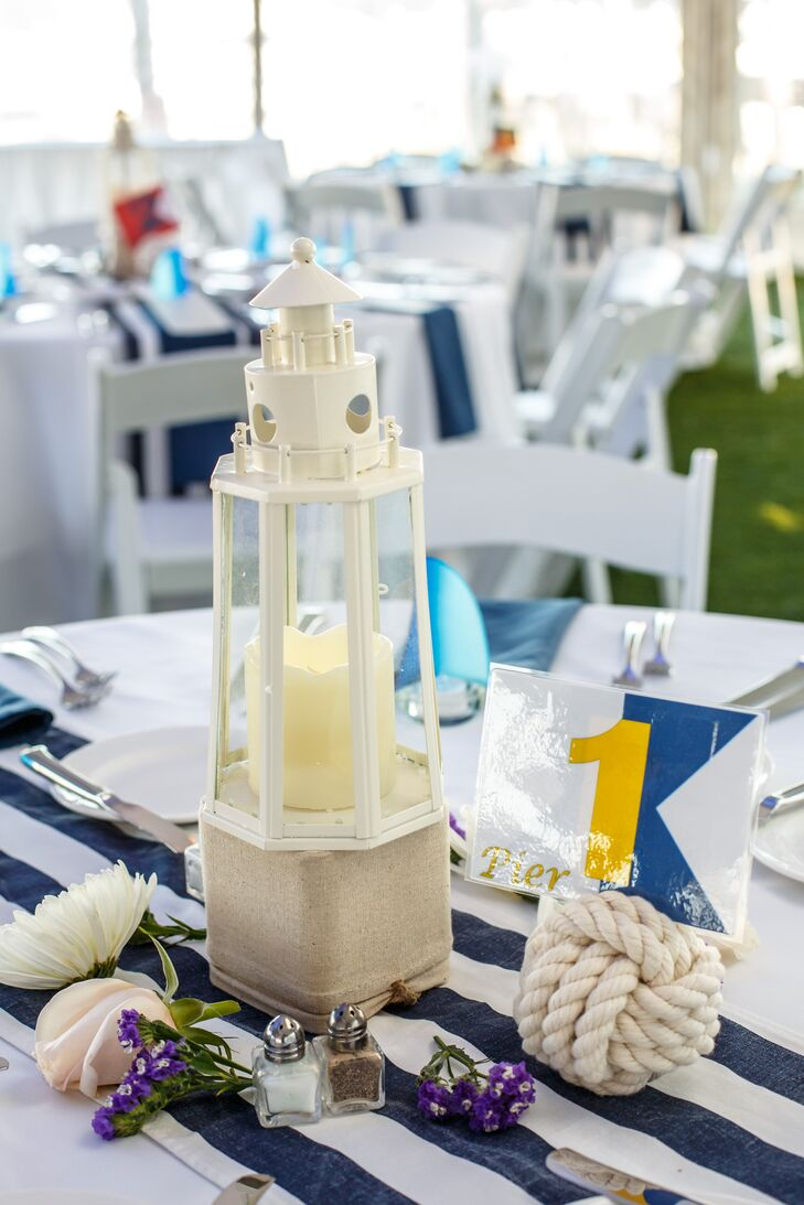 An elegant nautical naval wedding at the cavalier golf and for Anchor decoration runescape