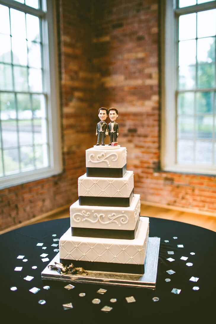 best wedding cakes durham nc a modern industrial wedding at the cotton room in durham 11537