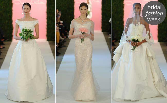 Oscar De La Renta Wedding Dresses.Oscar De La Renta Spring 2015 Wedding Dresses