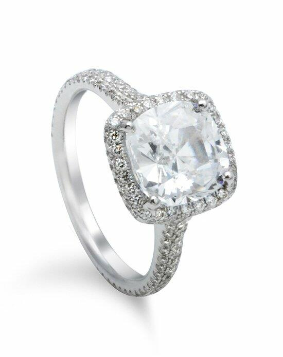 Timeless Designs R1871-EC Engagement Ring photo