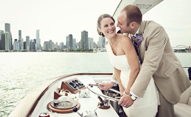 7 Genius Reasons to Get Married On A Boat