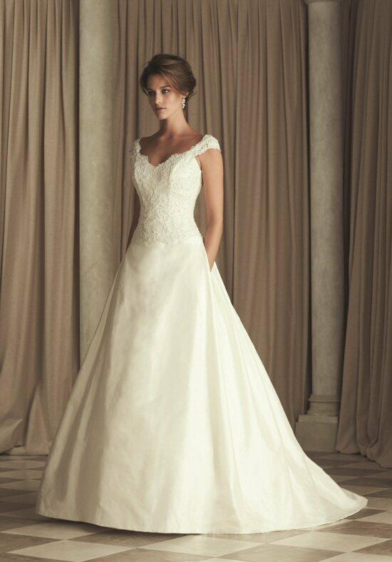 Paloma Blanca 4454 Wedding Dress photo