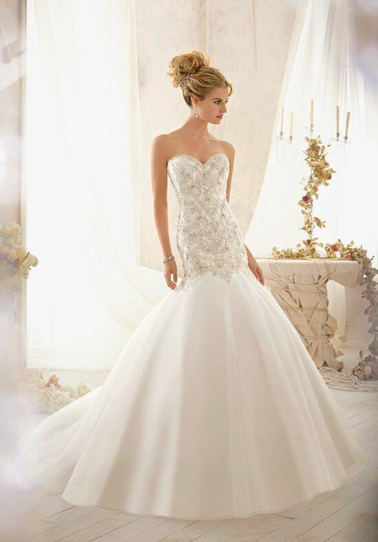 Mori Lee by Madeline Gardner 2606 Wedding Dress photo
